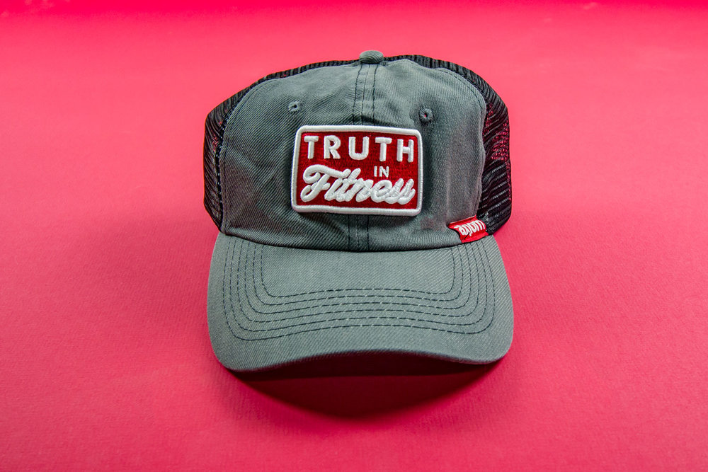 Axiom - Truth in Fitness Hat - Produced by Name Brand Promotions