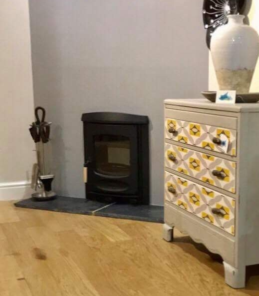 Charnwood C Four Insert, as displayed in our showroom