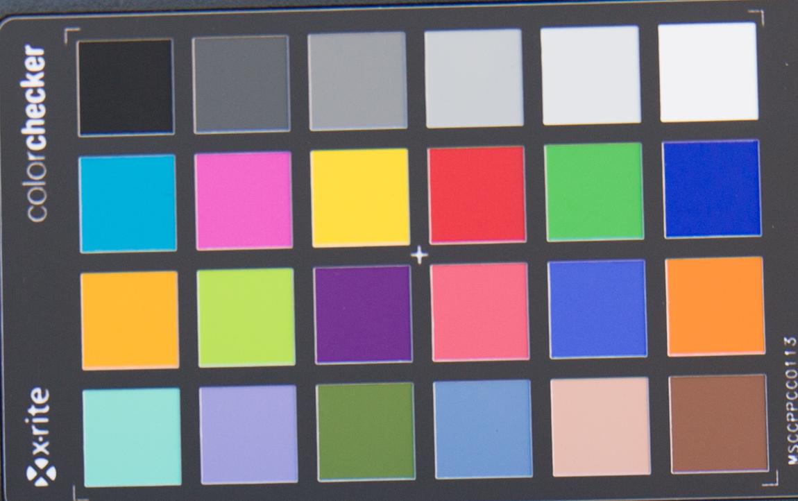 Custom Camera Color Profile