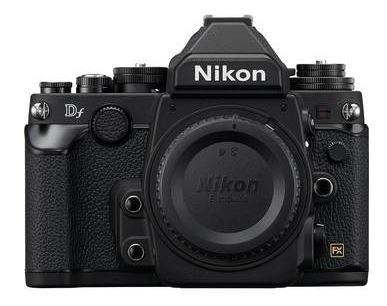 Nikon Df 16 megapixel camera