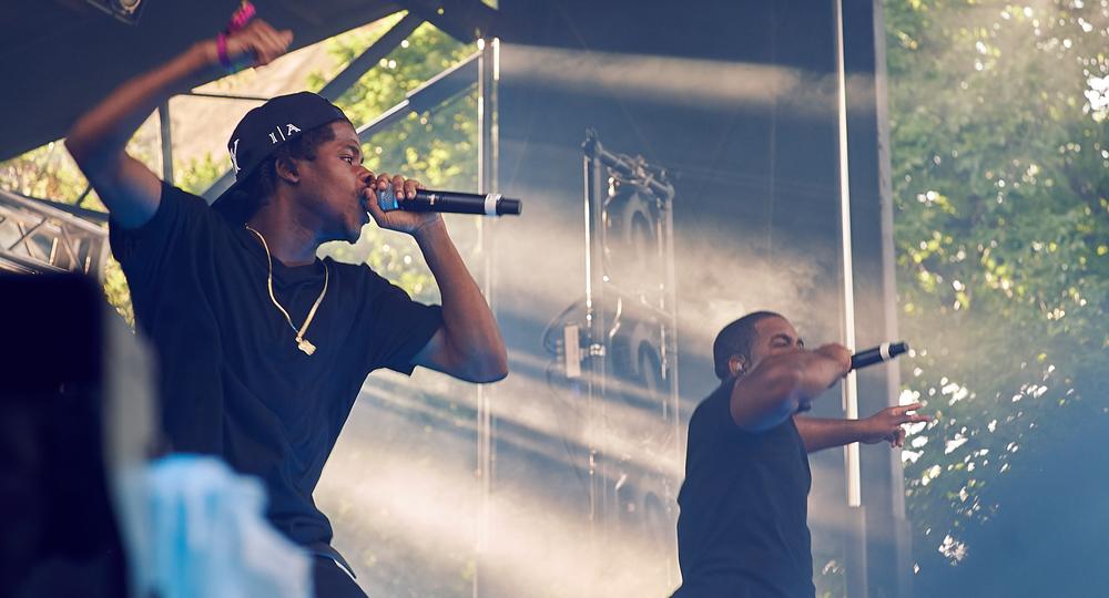 A$AP Ferg - Pitchfork 2015