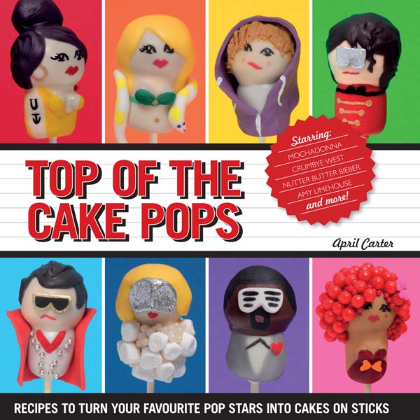 Top of the cake pops / Hardie Grant books