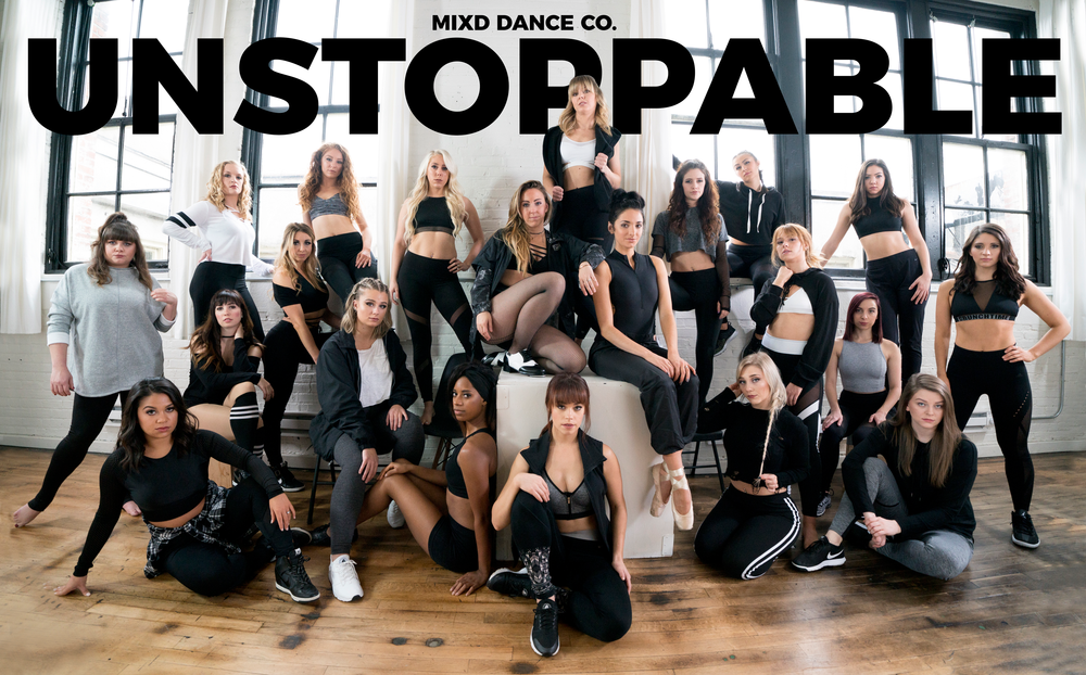 SESSION 4 DANCERS | UNSTOPPABLE