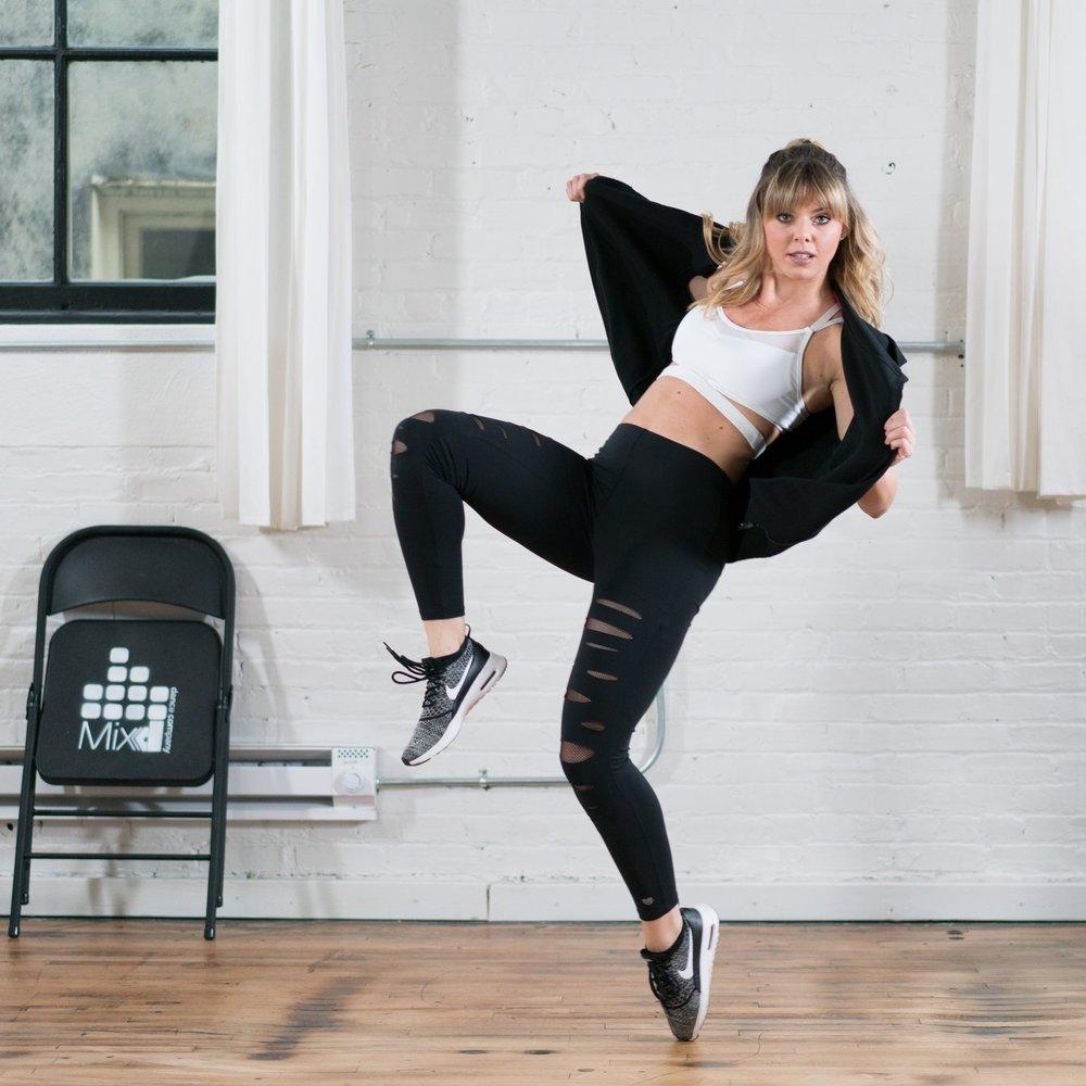 Megan Armand Mixd Dance Company