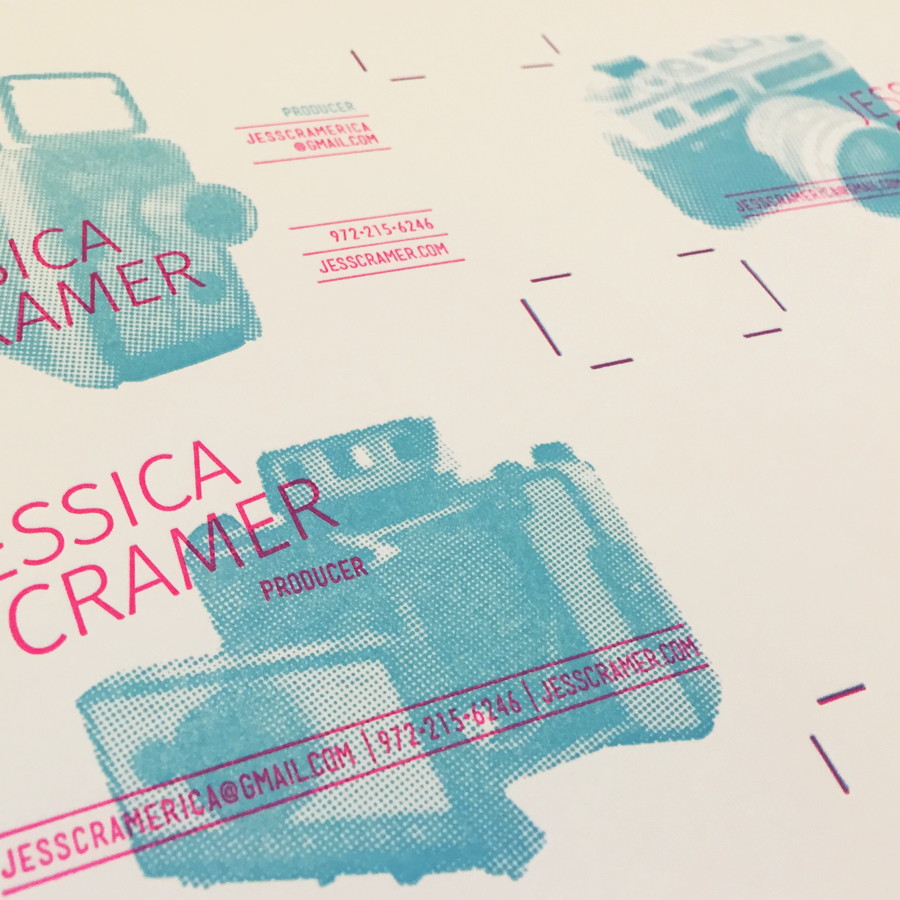 Branding, design and custom letterpress printing. Specs: Crane Lettra 110#C