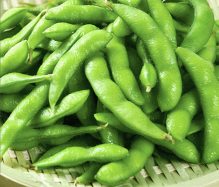 A diet high in L-serine rich foods such as edamame (soy beans) may increase your lifespan and protect you against neurodegenerative disease like Alzheimer's.