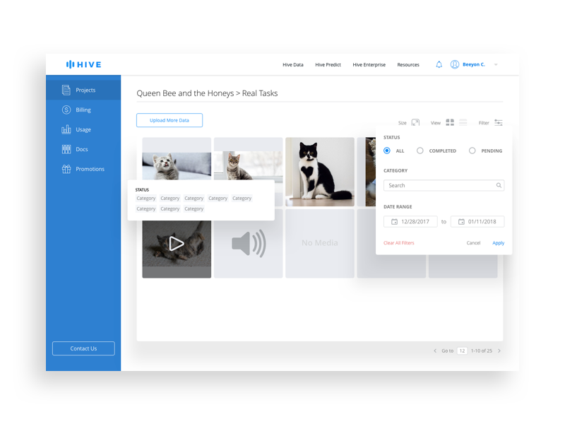 Table Redesign