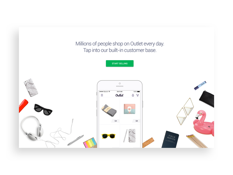 Outlet Seller