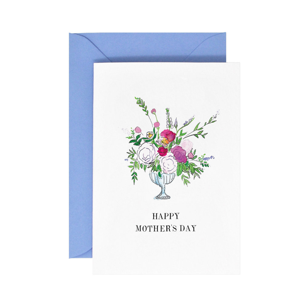 Happy Mother's Day Card  £3.50