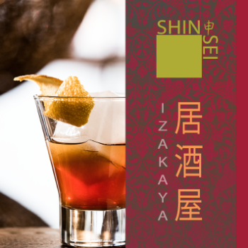 Shinsei Restaurant Dallas | Izakaya 5-6:30 in the Sakaya Room