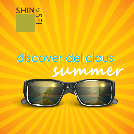 Shinsei Restaurant Dallas Summer 2015 | discover delicious!