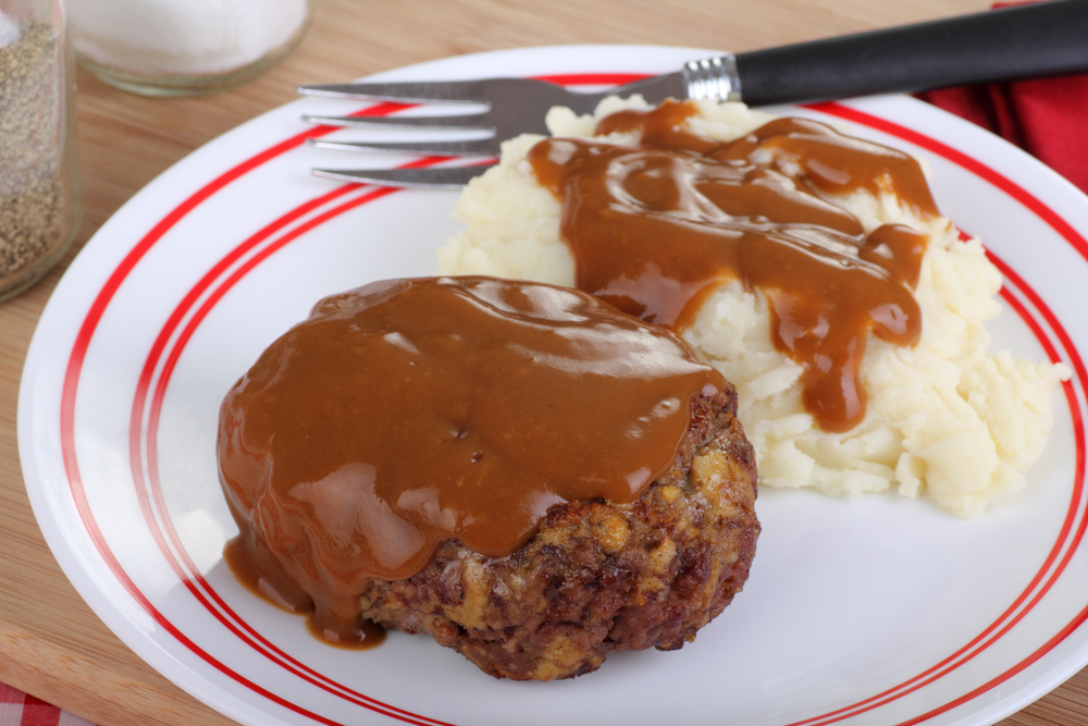 Chef Jeramie @ Home | Salisbury Steak