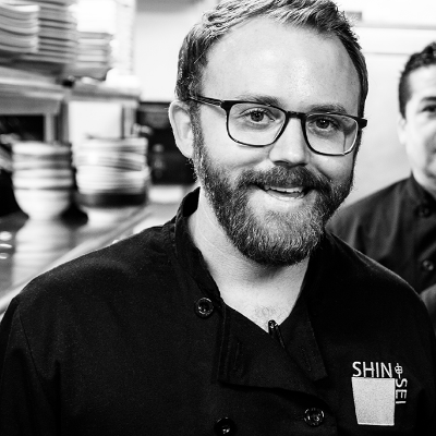 Jeramie Robison | Shinsei Executive Chef