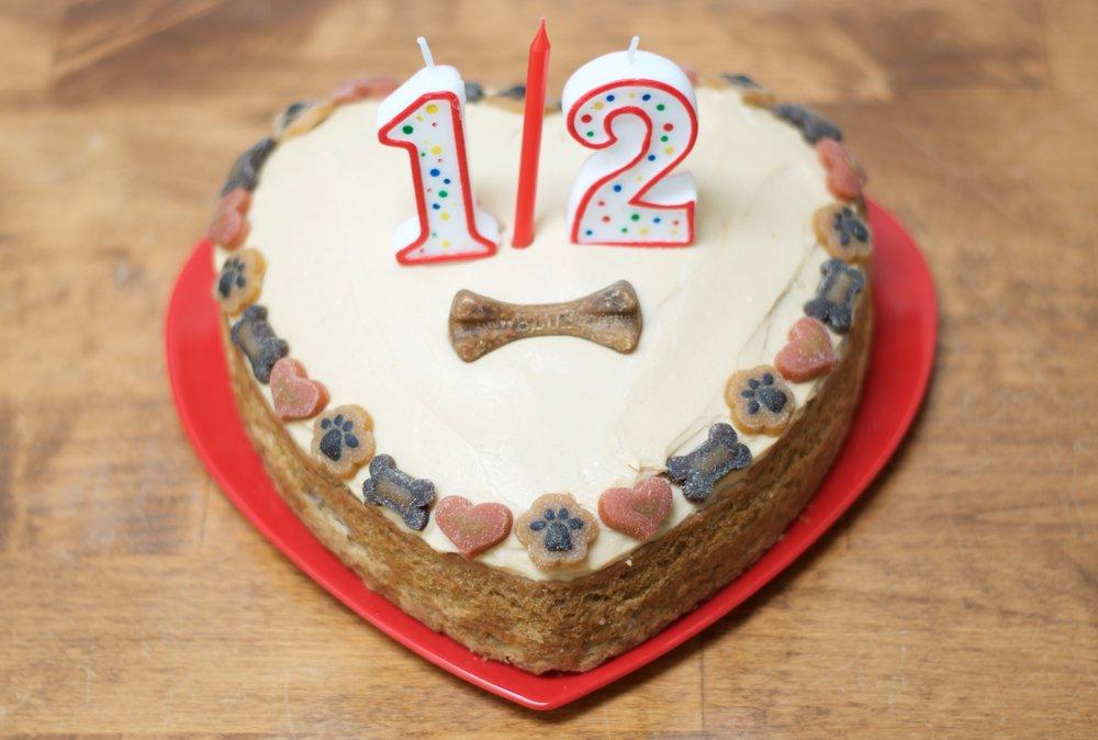 Dawsons 1 2 Birthday Cake Recipe For Dogs Breanna Spain Blog