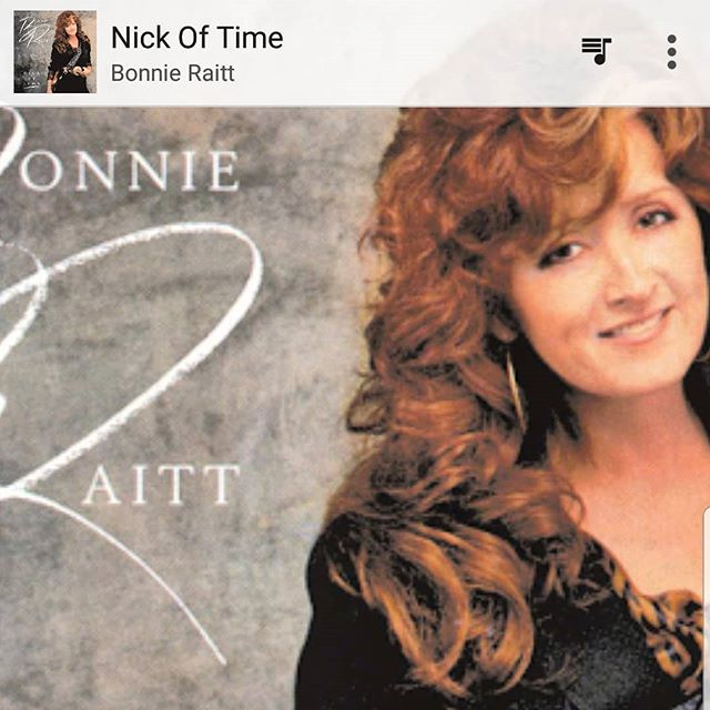 Can you feel that duplicitous gemini atmosphere diminishing today too? Right in the #nickoftime #todaysfeels #broughttoyoubytheletter #b #bonnieraitt