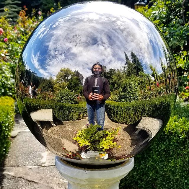 Dont be surprised if i put out another album of originals before the end of the year and this is the cover. #butchartgardens #victoria #ooooolala #whatdoesitallmean