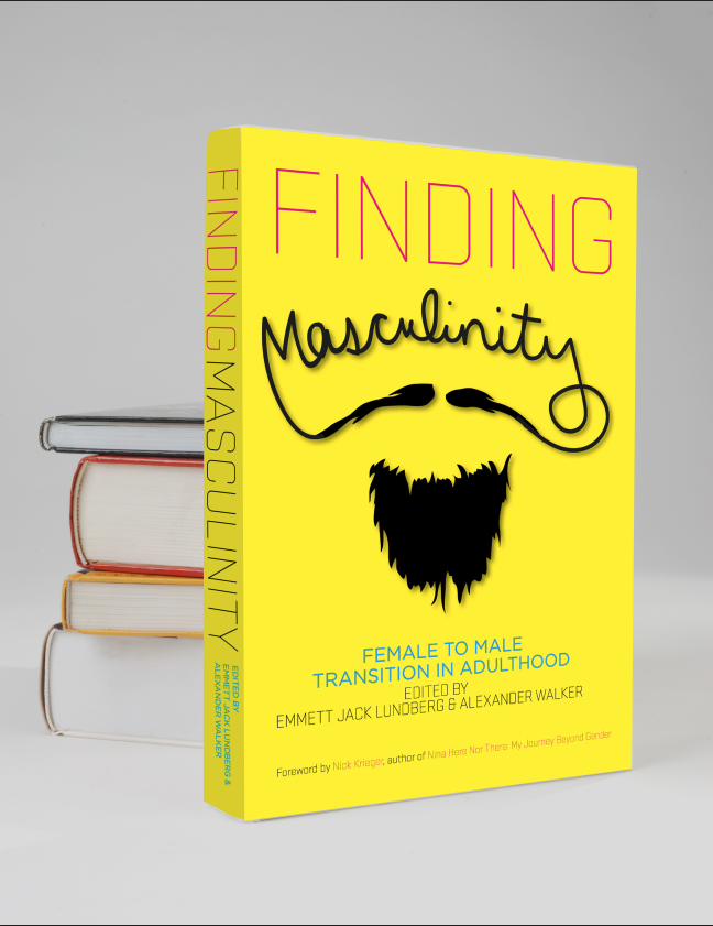 Finding Masculinity Cover