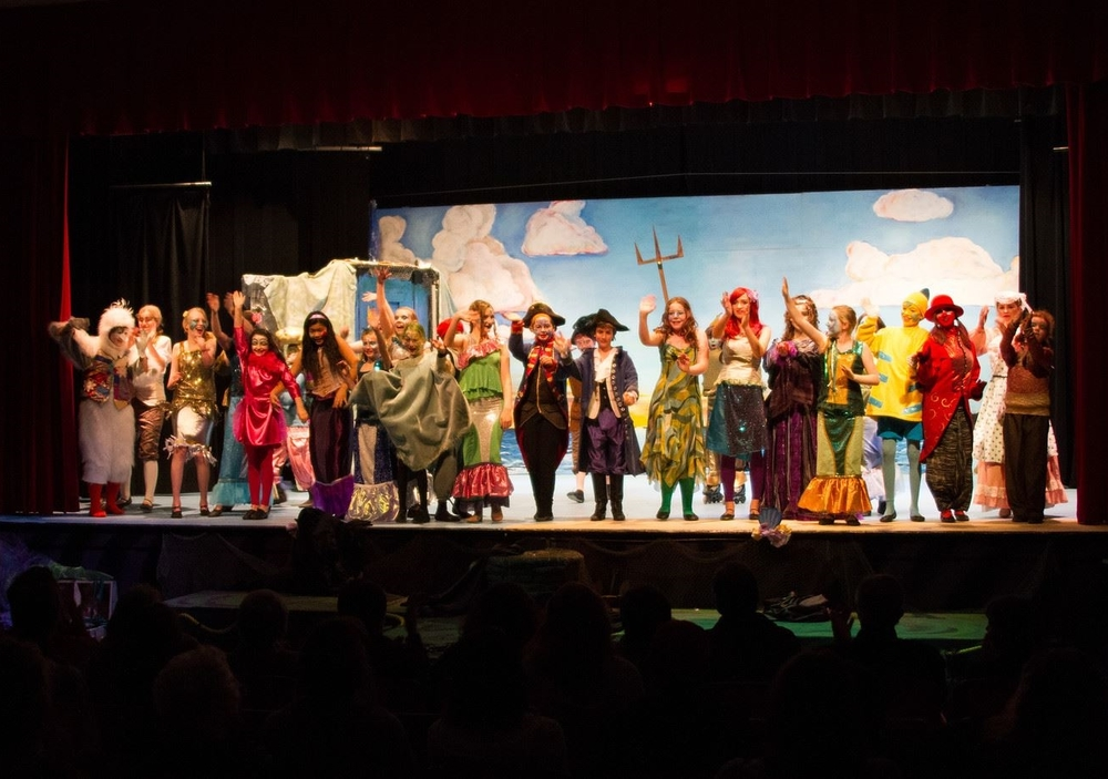 The Little Mermaid  Curtain Call April 2014 | Photo: Peter Carey
