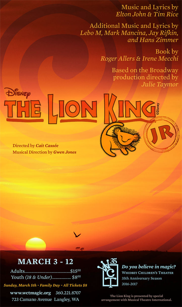 WCT The Lion King