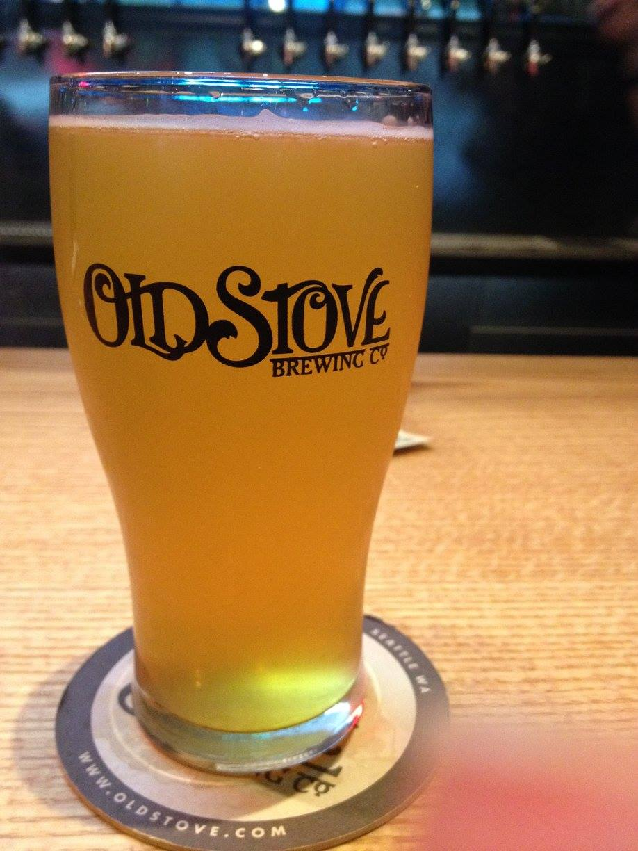 Visit to Old Stove Brewing Company in Seattle