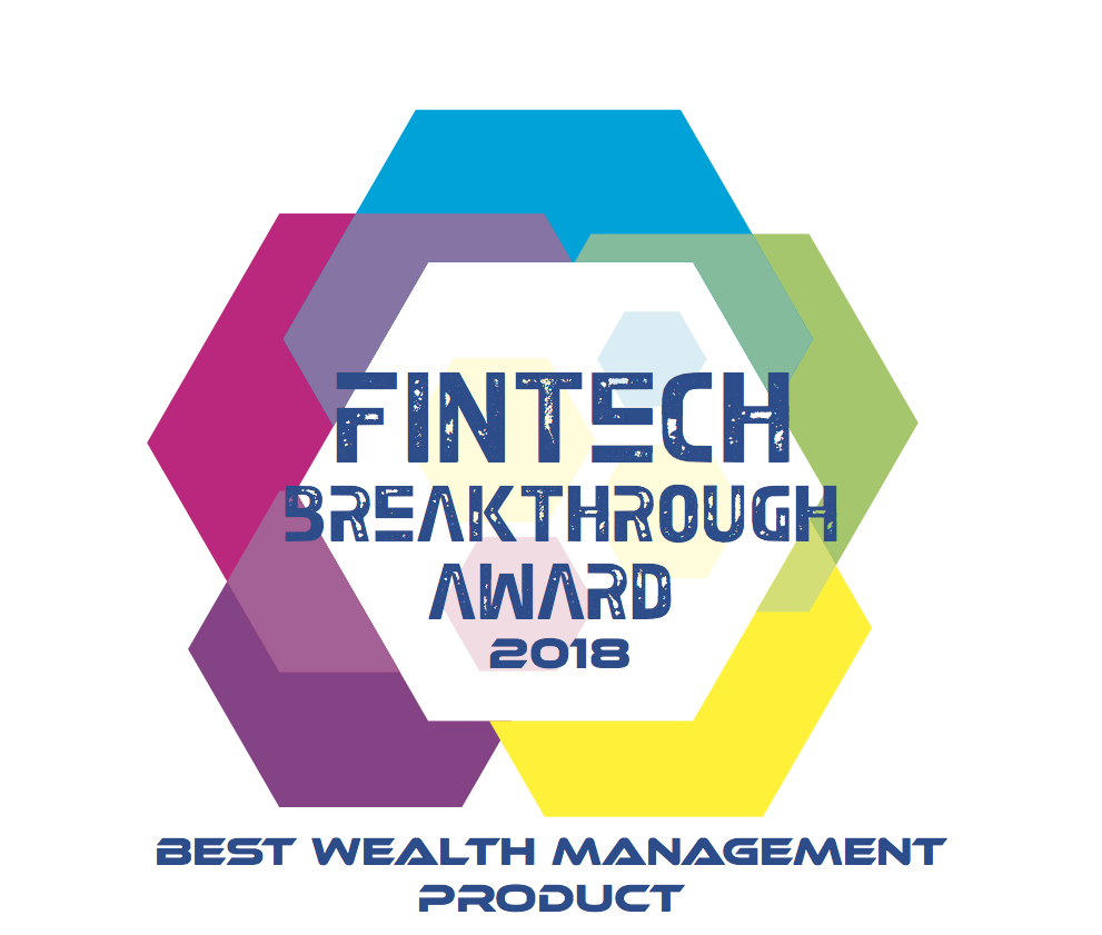 "Tiller Wins ""Best Wealth Management Tool"" Fintech Breakthrough Award"