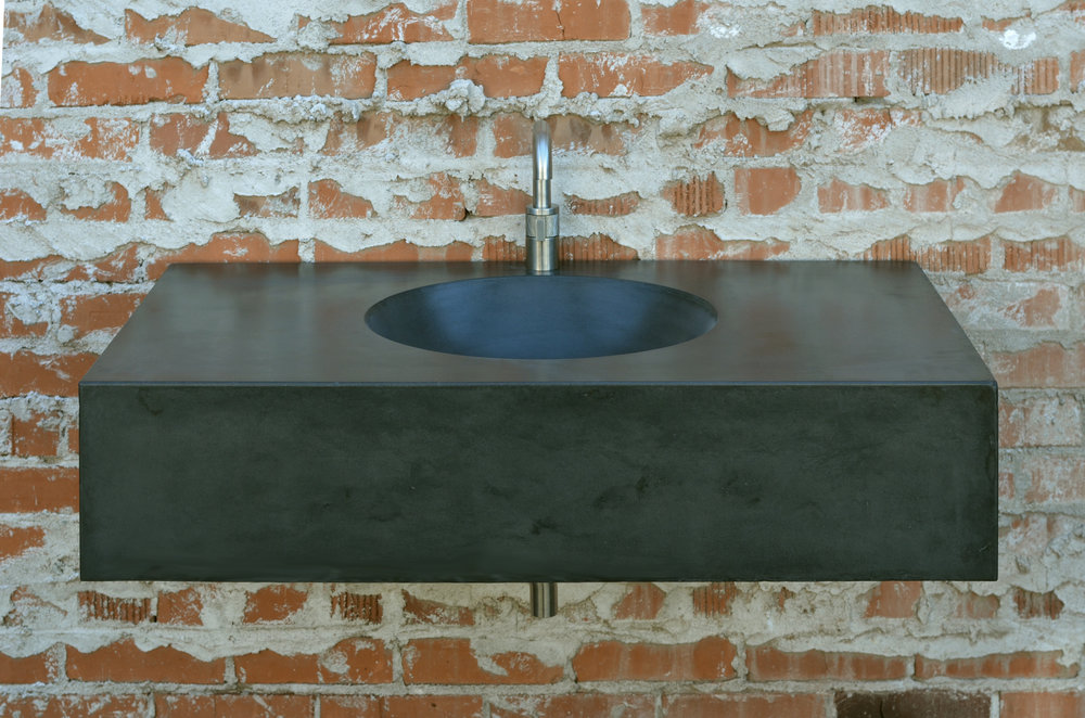 CONCRETE SINK - Insert text here