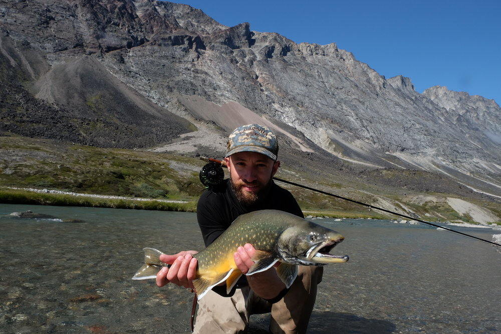 Greenland Fishing Guides