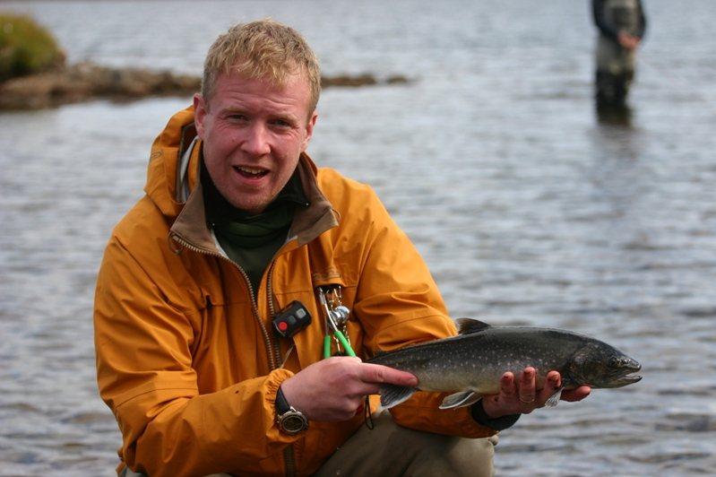 Halldor Ingvason  Halldor (Dori) is the CEO and head guide of South Greenland Fly Fishing. He has been fishing for more than 35 years and guiding for 25 years.