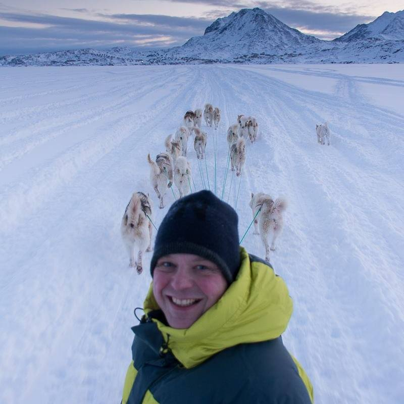 Jón Grétar Magnússon  Jón Grétar is Co-Owner and COO of the company. His interest and love for Greenland brings great vision to our project.