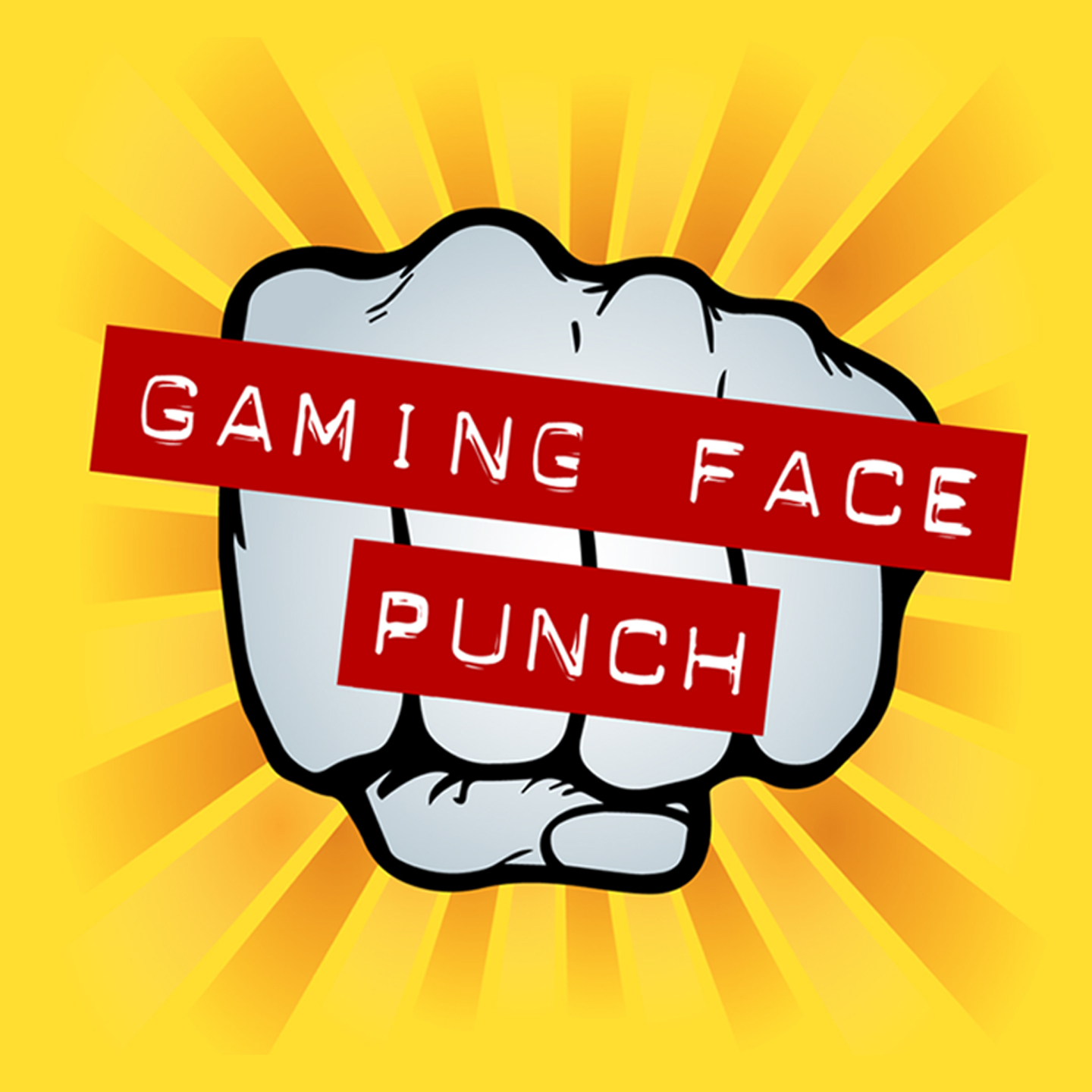 Podcasts -  Gaming Face Punch