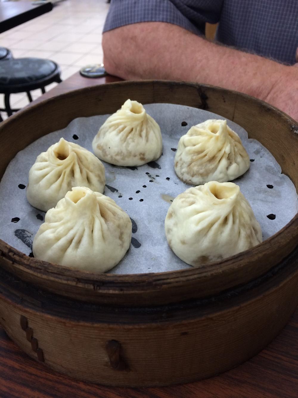 小籠包 aka Xiao Long Bao!