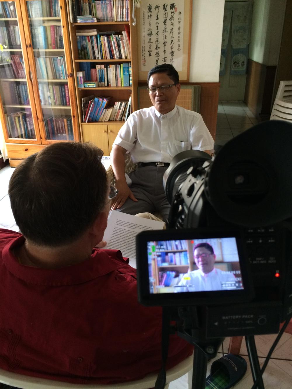 Pastor Samuel Hsu, OC International