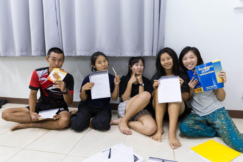 My English Class!