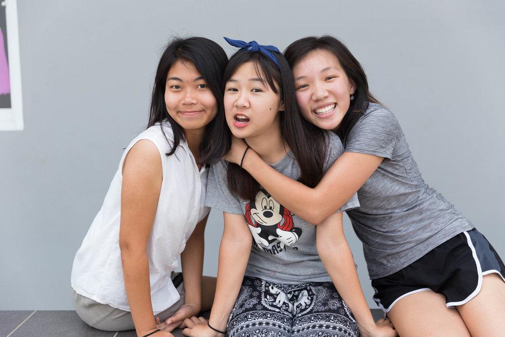 Mary, Lulu, and Me