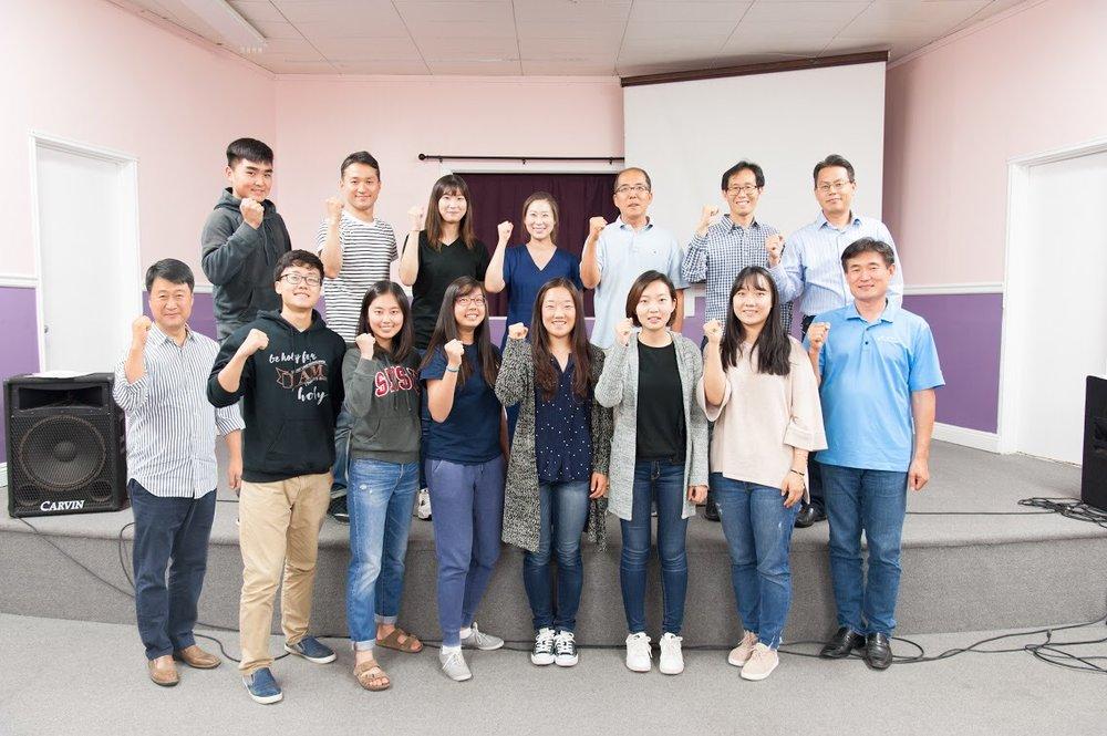 Team Photo!