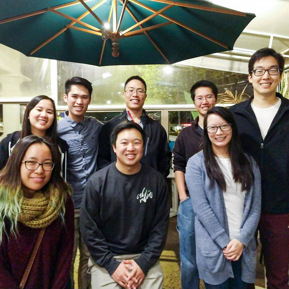 Of the group pictured above, 6 out of 8 are going to be serving in Shanghai through Renewal Missions.