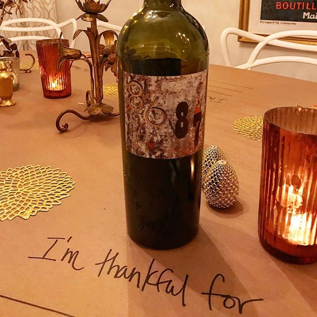 We've been keeping a secret....a secret stash of Knights Valley Merlot that belongs on your Thanksgiving (or Friendsgiving) table!  Only ten cases produced, don't wait! Email us to order! #8687wines #merlot #limitedrelease #boutiquewine