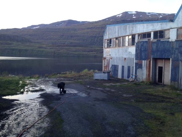 FISH FACTORY,SEYDISFJORDUR, ICELAND 2015