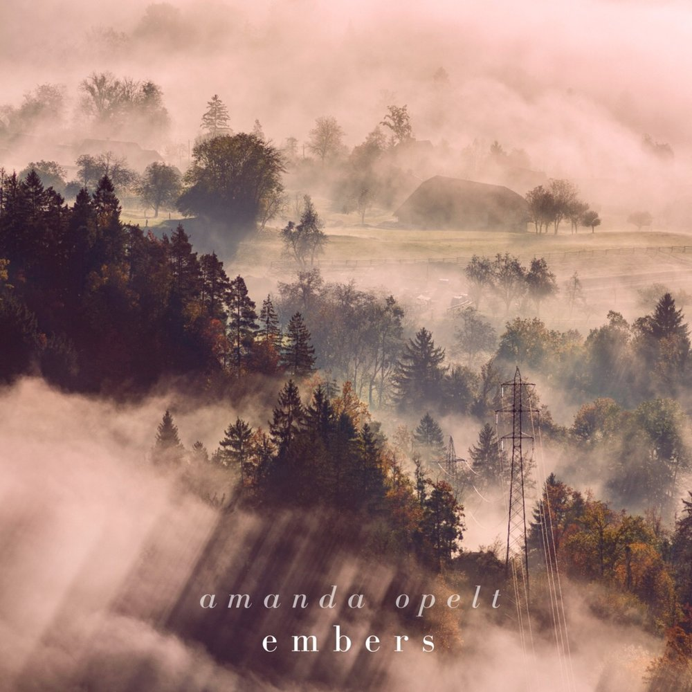 Available   Now! - Amanda Opelt's new album Embers is available everywhere as of November 2nd.