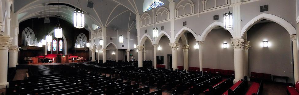 St. Andrews Chapel, Sanford, Florida