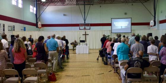 Harbor Community Church meets at the Bradenton YMCA.