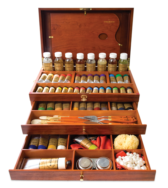 Charvin Deluxe Oil Painting Set Price