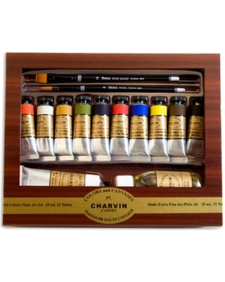 Plein Air 14-Piece Set