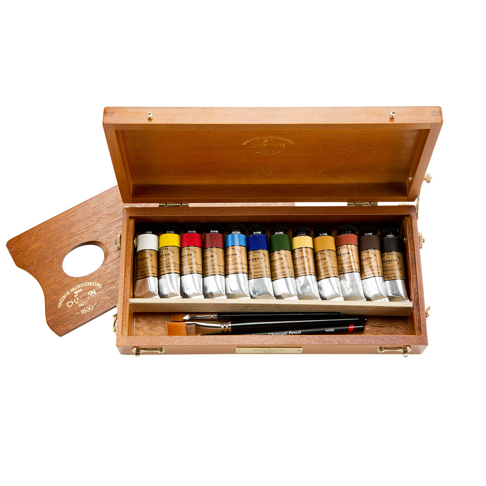 Wooden Box Set of 12
