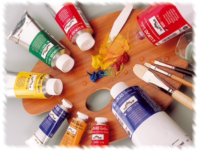 Join us here at The Palette Shop from 12:00 to 4:00 p.m. for a FREE product demonstration of Lukas Berlin Water-Soluble Oil Colors!