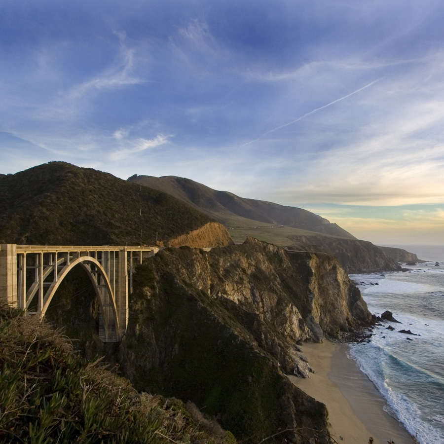 San Francisco to Big Sur