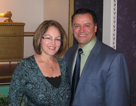 Ministry leaders: Hector and Luz Santiago