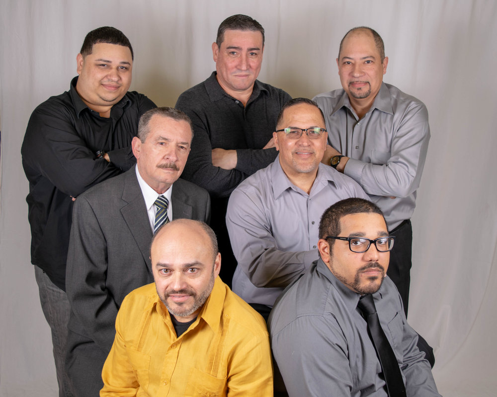 Men's Ministry Staff