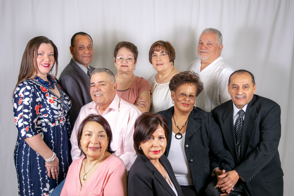 Usher & Greeter Ministry Staff