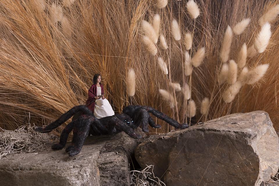 """Spider Queen"""